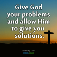 give-god-your-problems
